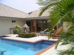 Baansiesom 2 Bedroom private pool villa. Fully air-conditioned. Free WIFI.