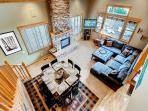 Open Floor Plan Great Room