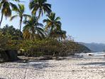 One of the 123 beaches around the island