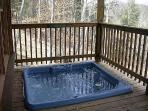 Sunken Hot Tub