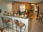 Main Level Kitchen (2 in home); Well Stocked with Quality Cookware & Equipment to please any chef!