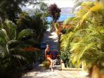 Less than a 10-minute walk to Playa La Ropa