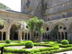 The beautiful Abbey of Fontfroide is a short drive away.