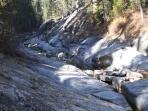 Dinkey Creek--local hiking and fishing spot