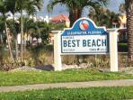 Voted best beach USA Today