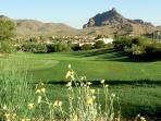 Local munincipal golf course - 5 mins away.