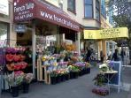 Walk 5 minutes to Noe Valley shops & restaurants on Church Street; then continue on to 24th St.