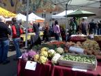 If you like fresh organic produce, don\'t miss our Noe Valley Farmer\'s Market on Saturday mornings.