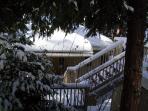 Enjoy a winter holiday at Pine Arbor