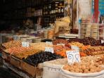 Bustling 'Machane Yehuda' market - 3 mins walk from our apartments