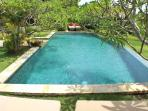 9x4 M Private Pool and Bale for massages