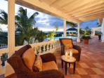 Mille Fleurs... 4BR vacation rental in Terres Basses, St Martin