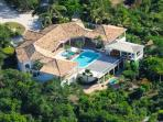 Belle Fontaine...5BR vacation rental in Terress Basses, St. Martin ******* 8555