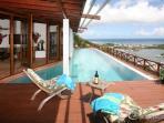 Villa Casa Linda Dutch St Maarten...Hill top views