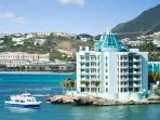 Lighthouse 2 B ...Oyster Pond...Dutch St Maarten...Luxury condo..