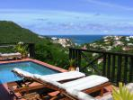 Villa Moondance, Dawn Beach, St Maarten, 2BR vacation rental;