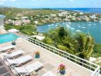 Villa Angelina... 3BR  vacation rental, Oyster Pond, St Maarten