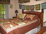 Large Master Bedroom & All New Bamboo Furniture