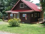 Adirondack Views Chalet - Sleeps 6