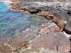 Natural Ocean Entry at Condo