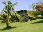 Enjoy the caribbean weather.