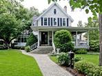Landmark Historic Home / Walk to Train for Chicago
