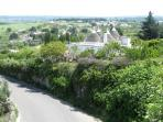 Itria Valley - lots of Trulli