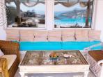 Villa ADAM outdoor lounge
