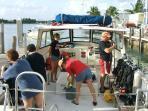 Dive/Snorkel Boat