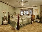 Old World Ornate Bedroom