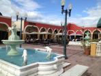 Restaurants at Marco Walk Plaza