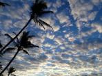 Beautiful skies of Maui