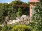 Villa terrace 2