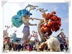 Las Fallas from March 2nd through till 19th