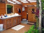 Master Outdoor Bath