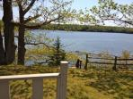Panorama from deck, #1