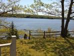Panorama from deck, #2