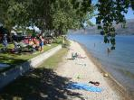11 km of beach front in Peachland