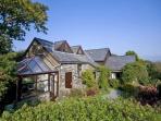 HEN GAPEL, pet friendly, country holiday cottage, with a garden in Llandecwyn, Ref 6886