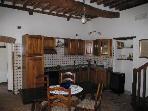 Girasole apartment, Poggio Etrusco, Montepulciano