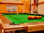 Games Area - Pool Table