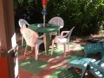 Dinette Outdoor
