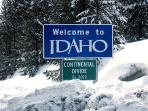 It's just 2 miles to the Continental Divide and Idaho border at Targhee Pass
