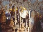 Koutouki Cave at Peania