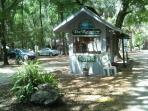Ranger Station at Preserve