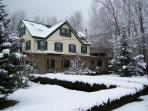 Winter Wonderland for ski season!