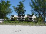 Bird's Nest vacation apartments on Anna Maria island