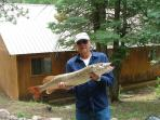 Vallecito Lake Can Produce Large Fish