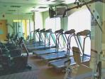 En Soleil exercise facility