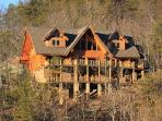 Southern Cross, Beautiful Luxury Log Home